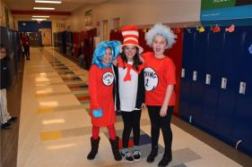 Dr. Seuss Day 2018