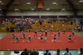 Cheer Competition 2018