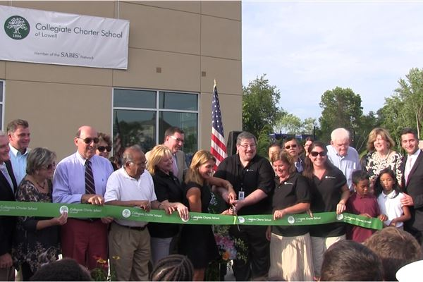 CCSL Ribbon Cutting Ceremony