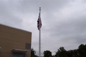Flag Pole Ceremony